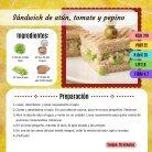 Recetas de colaciones - Page 5