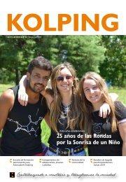 Revista Informativa Kolping, edición junio 2019