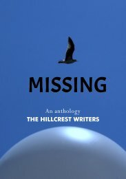 MISSING - An Anthology