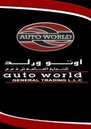 Autoworl Catalogue 2019