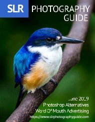 SLR Photography Guide - June Edition 2019