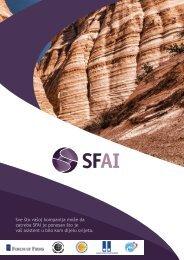 SFAI Montenegro | MNA Brošura
