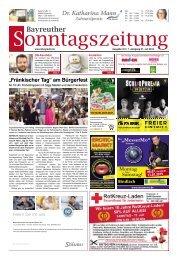 2019-07-07 Bayreuther Sonntagszeitung