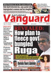06072019 - REVEALED : How plan to  fleeced govt bungled Ruga