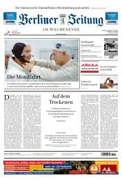 Berliner Zeitung 06.07.2019
