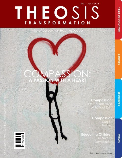 Theosis - Transformation, Issue 2, JULY 2019