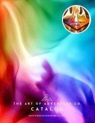 Catalog- The Art Of Adventure Co.