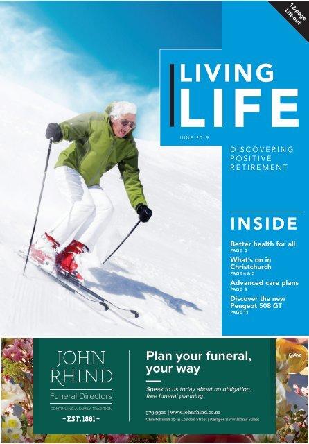 Living Life: June 27, 2019