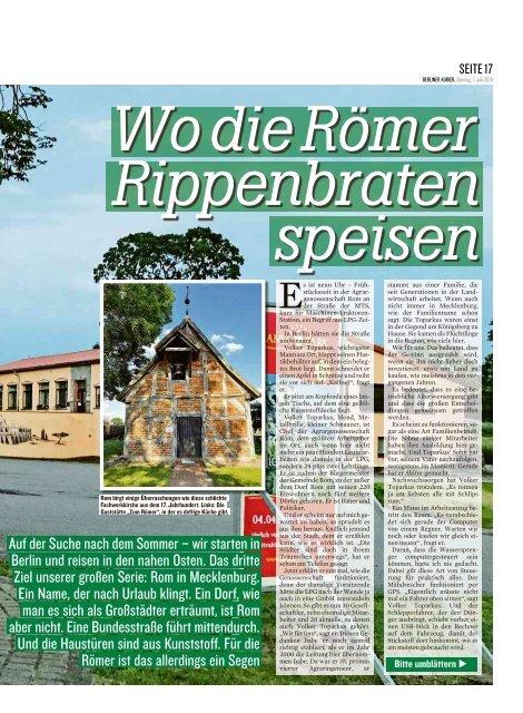 Berliner Kurier 07.07.2019