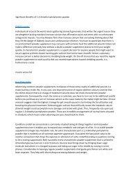 Significant Benefits of 1.3-dimethyl-pentylamine powder