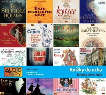 AudioStory katalog