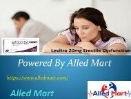 Levitra 20mg-alledmart.com