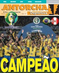 Antorcha Deportiva 376