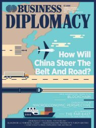 BUSINESS DIPLOMACY ISSUE 2 / JUNE - JULY 2019