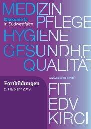 Fortbildungsbroschüre 2_2019 Diakonie in Südwestfalen