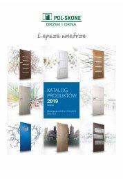 Katalog POL-SKONE Lepsze Wnętrze 2019 edycja I