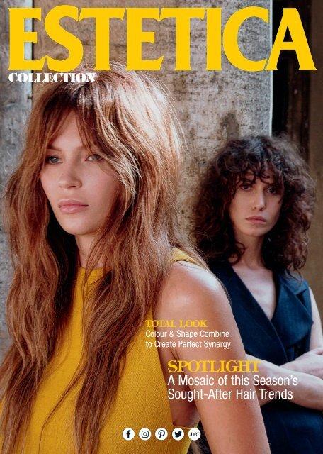 Estetica Magazine UK (2-2019 COLLECTION) - INT - short