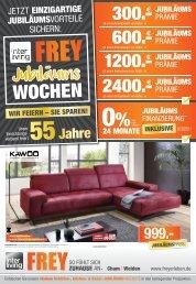 Interliving FREY - Jubiläums Wochen (Haupt)