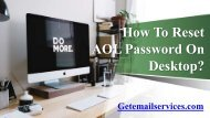 How To Reset AOL Password