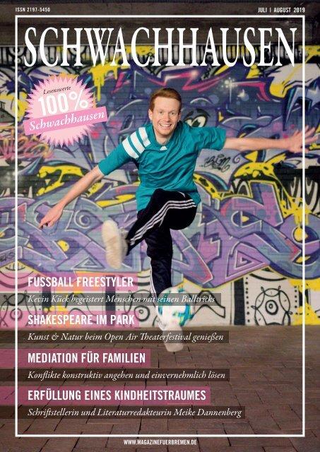 SCHWACHHAUSEN Magazin | Juli-August 2019