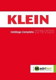 KLEIN-catalogo-2019-2020-guias-correderas-y-accesorios