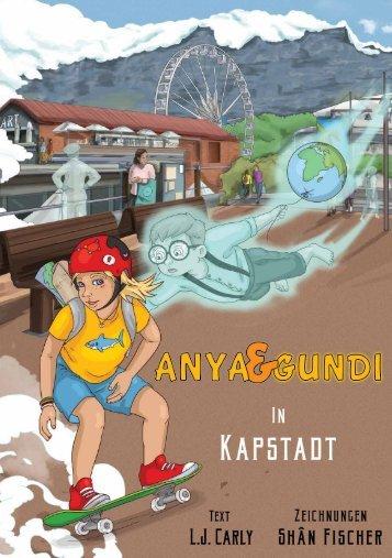 Anya & Gundi_in Kapstadt