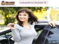 Best Car Locksmith Charlotte NC