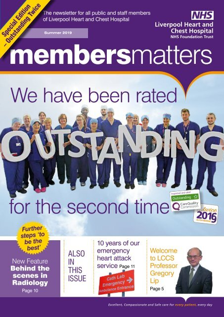 Members Matters Summer 2019