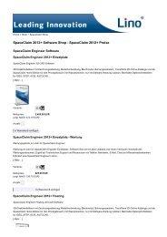 SpaceClaim 2012+ Software Shop - SpaceClaim 2012+ Preise
