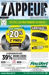 Le P'tit Zappeur - Carcassonne #423