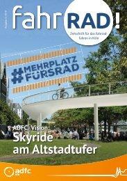 ADFC Köln fahrRAD! 2/2019