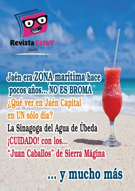 Revista Jaén verano 2019