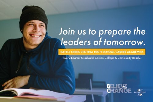 Join us as a BCCHS Career Academies Partner