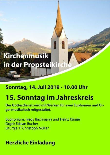 Plakat St. Gerold