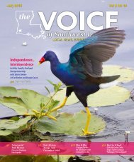 The Voice of Southwest Louisiana July 2019 Issue