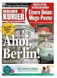 Berliner Kurier 08.07.2019