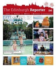 The Edinburgh Reporter August 2018