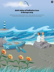 EAPC Atlas of Palliative Care in Europe 2019