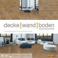 dwb Produktinformation VinylBoden Kollektion EcoLine Alte Fichte natur
