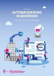 Automatisierung in Behörden – Vom 'Amt' zum Smart Government