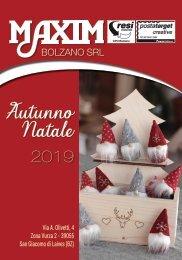 MAXIM - Catalogo Natale 2019