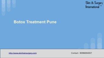 Botox Treatment Pune
