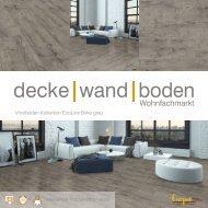 dwb Produktinformation VinylBoden Kollektion EcoLine Birke grau