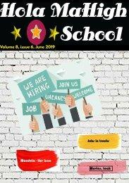Hola MaHigh-School - June 2019