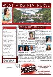 West Virginia Nurse - July 2019