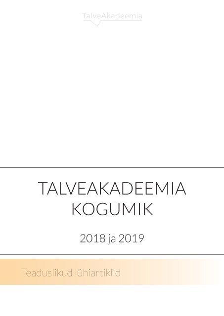 TA_kogumik 2018-2019