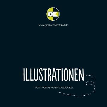 Portfolio Illustrationen