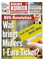 Berliner Kurier 09.07.2019