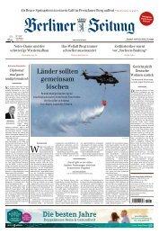 Berliner Zeitung 09.07.2019