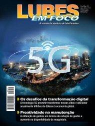 Revista Lubes em Foco - Ed 71  /  Lubes em Foco Magazine - Issue 71